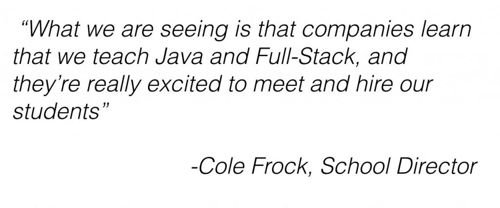 Cole quote