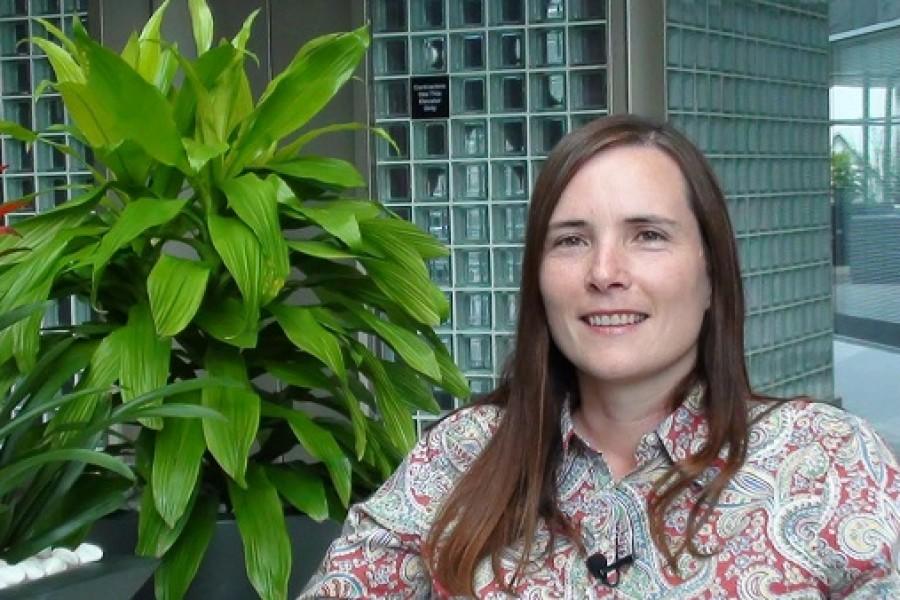 Student Spotlight: Sarah Lobser