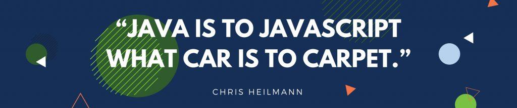 Java JavaScript