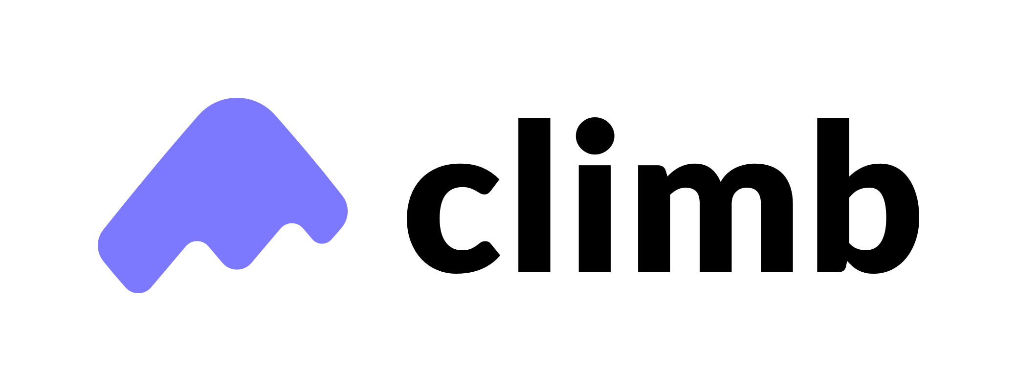 climb logo dark
